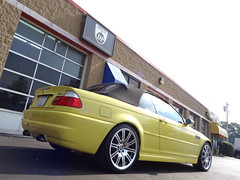 YM39 (drivenperfection) Tags: yellow boston exterior interior convertible carwash german bmw weymouth rare southshore sportscar autodetailing dakaryellow drivenperfection