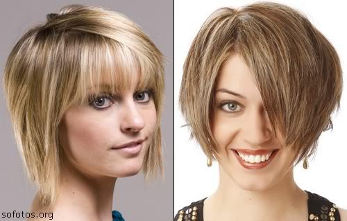 cortes de cabelo feminino chanel curto