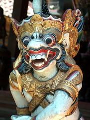 Indonesia - Bali - Statue