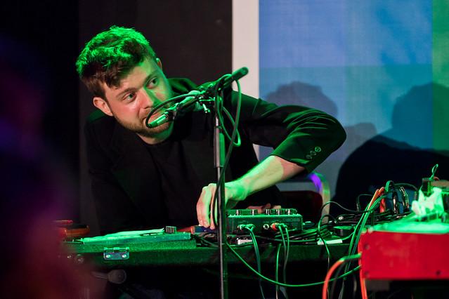 John Lemke performs at Jura Unbound