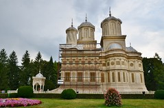 Curtea de Arges Cathedral, in Wallachia, 1514-26 (17) (Prof. Mortel) Tags: romania curteadearges wallachia