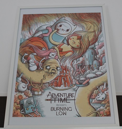 Adventure Time presents Burning Low