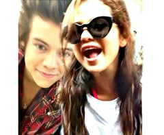 Somebody to Cry for ♡ Selena Gomez & Harry Styles (✞Come.&.Get.It✞) Tags: one harry direction styles helena manip selena gomez