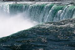 Horseshoe Falls (gauravs82) Tags: toronto canada fall water river flow waterfall rocks niagara falls horseshoe largest thundering