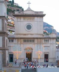 Positano (SA), 2013,  Chiesa di Santa Maria Assunta. (Fiore S. Barbato) Tags: italy campania maria madonna chiesa positano costiera icona penisola assunta amalfitana sorrentina bizantina