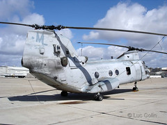 "CH-46E (4) • <a style=""font-size:0.8em;"" href=""http://www.flickr.com/photos/81723459@N04/9731230870/"" target=""_blank"">View on Flickr</a>"