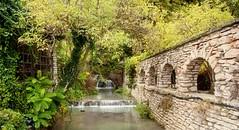 ... (Sanya Petrov) Tags: nature stone river walls balchik