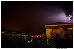 Ciel 10 (Fabien TEBOUL) Tags: lighting light sky nikon flash pluie ciel eclair orage lightstorm d5200