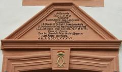 Heidelbach Kirche (blasjaz) Tags: kirchen tren hesse vogelsberg alsfeld tympanon heidelbach vogelsbergkreis supraporte blasjaz kirchenimvogelsbergkreis