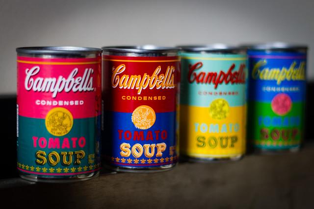 Warhol Soup 2