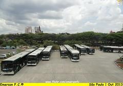 Expresso Tiradentes - São Paulo (Emerson F.C.®) Tags: bus volvo mercedesbenz ônibus articulated brt articulado