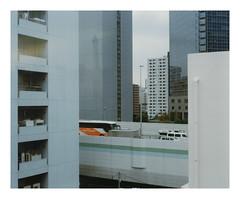 Tokyo 2013 (furufull) Tags: city urban film japan architecture mediumformat landscape tokyo photo flickr pentax brownie 67 fujicolor pentax67 photogragh pro400h midium 67