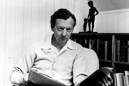 Happy 100th birthday Benjamin Britten