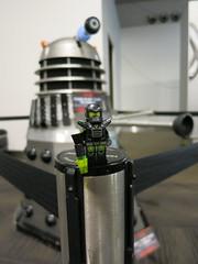 LEGO Collectible Minifigures Series 11 : Evil Mech