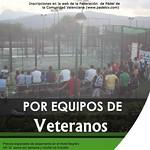 Cto. Autonómico por Equipos de Veteranos CT Gandía Nov2013