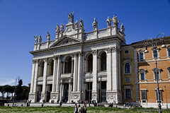 """Basilica di San Giovanni in Laterano • <a style=""""font-size:0.8em;"""" href=""""http://www.flickr.com/photos/89679026@N00/11071957105/"""" target=""""_blank"""">View on Flickr</a>"""