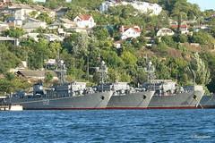 Севастополь, поездка на катере по Севастопольской бухте