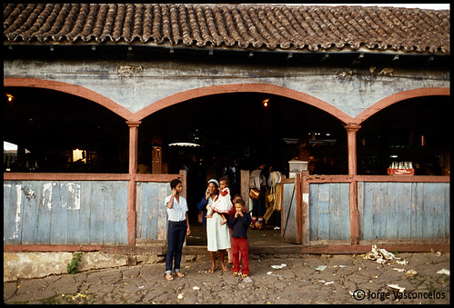 Mercado Tropeiros - Diamantina - MG - Brasil - jan-01-1982 - 20