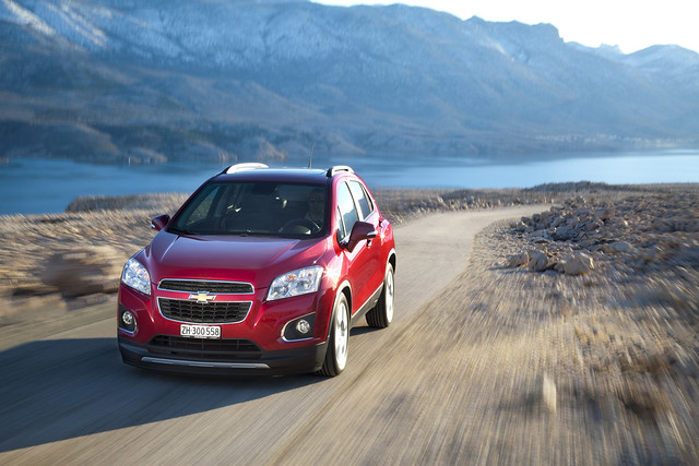 chevrolet trax 2014 sportutilityvehicle smallsuv