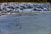 Eisig (Helmut Reichelt) Tags: leica winter germany deutschland bavaria oberbayern eis sonne wald m9 stiel moorsee zugefroren voigtlandernokton50mmf11 schwaigwall colorefexpro4 captureone7