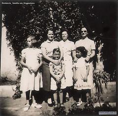 Hortência  família em Uruguaiana