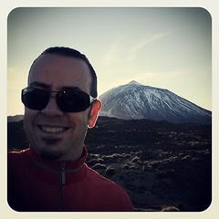 Cumpliendo con la tradición de comenzar el año visitando al padre #Teide