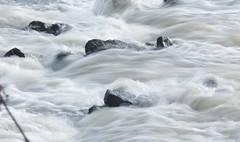 Long exposure sprotbrough falls (laufar1) Tags: longexposure water canon waterfall rocks 650d sprotbroughfalls