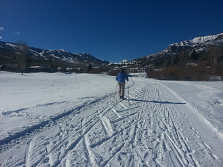 Cross-Country Skiing Near Aspen - Snowmass Gol...