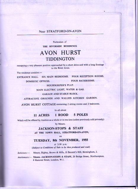 avonhurst part