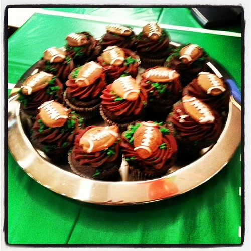 #SuperBowl #cupcakes #PartyNYC