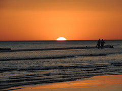 DSCN4939 (A~NinetyThree) Tags: ocean sunset sea summer naturaleza sun sol beach nature beautiful atardecer playa verano beachphotos sunsetphotos sunphotos