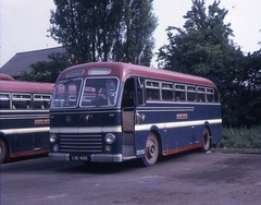 LOE900 (21c101) Tags: nottingham 63 1970 gotham 1951 leyland roadmaster duple royaltiger southnotts psu115 loe900