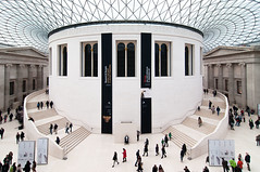British Museum, London (Sébastien Miesch) Tags: roof london glass museum architecture nikon tokina1224 musée tokina londres britishmuseum toit 1224mm 1224 verrière d90 tokina124 tokina1224mmf4atxprodx tokina1224mmf4atxafprodx