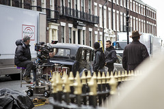 Foyles War set