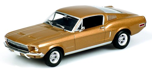 Minichamps Mustang 1969