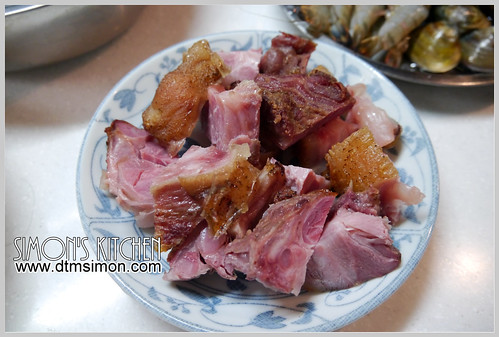 德國豬腳海鮮鍋09