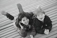 Manon et Paul, cousins (Michel Seguret Thanks all for 9.400 000 views) Tags: famille portrait france kids children kid nikon child famiglia familie kinder nia kind cousin enfant nio fille ritratto garon d800 hrault enfance childness michelseguret
