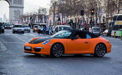 orange black paris cars car canon photography flickr awesome 911 super spot voiture exotic porsche spotted expensive supercar spotting matte sportscar sportscars supercars streetcars 2014 d600 worldcars hypercars worldofcars