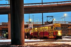 Konstal 13N #475+246 Tramwaje Warszawskie Warszawa (3x105Na) Tags: tram poland polska 18 tw warszawa strassenbahn tramwaj parówka konstal skład pętla tramwajewarszawskie ztmwarszawa gleisschleife żerańfso 475246