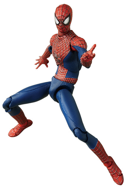 Medicom Toy - MAFEX《蜘蛛人驚奇再起2:電光之戰》蜘蛛人 DX 豪華版