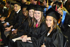 2014-commencement456 (Valencia College) Tags: students angel silver spurs graduation ceremony arena commencement faculty honors sanchez 2014