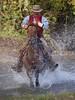 Tom IMG_6369 (blackhawk32) Tags: autumn horses horse tom cowboy shell wranglers wyoming rivercrossing wy wrangler shellwyoming hideoutlodge