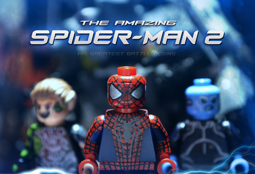 Lego The Amazing Spider Man 2 Decals Lego The Amazing Spider Man 2