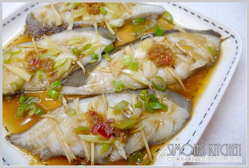XO醬清蒸鱈魚12