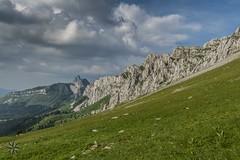 Arrtes du Gerbier (Alps-Lights) Tags: montagne landscape rando vercors alpi alpinisme escalade villarddelans canon7d arrtesdugerbier