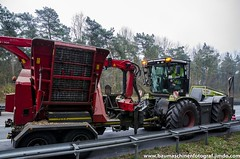 Claas Xerion 5000 mit JENZ HEM 820 Z-5 (Daniel Konopka) Tags: tractor jenz agriculture claas claasxerion5000 mobilhacker jenzhem820z