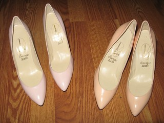 Europa Pumps Size 7-1/2 by shuttlecmdr3