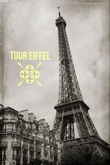 Tour Eiffel | PARIS (Elisabeth de Ru) Tags: paris france geotagged eiffeltower toureiffel torreeiffel 75007 frankrijk eiffelturm parijs  eiffeltoren parys   parisi   pariz   eiffelturo  arr7 camerasony300 elisabethderu