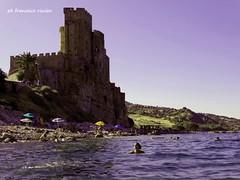 Castello Federiciano di Roseto Capo Spulico (Cs) (francescorisuleo) Tags: sea castle italia mare castello calabria federico roseto cosenza rosetocapospulico federiciano