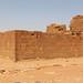 Naqa's lion temple - dedicated to the god Apedemak